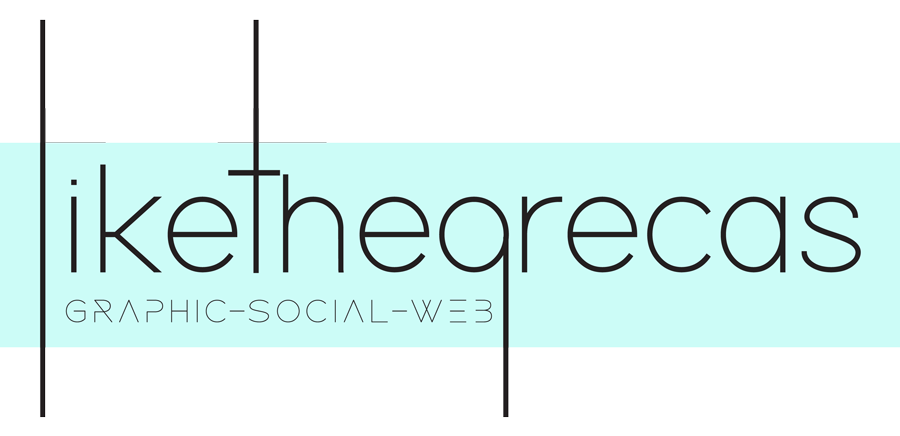 Likethegrecas – Graphic – Social – Web